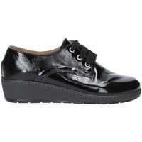 Παπούτσια Γυναίκα Derby Susimoda 8988 Μαύρος