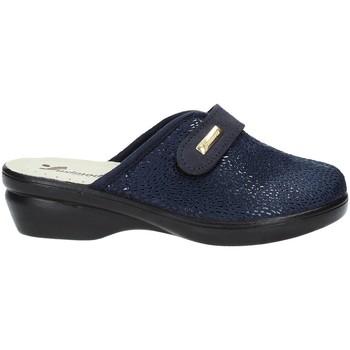 Παπούτσια Γυναίκα Παντόφλες Susimoda 6836 Μπλε