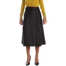 Υφασμάτινα Γυναίκα Φούστες Fracomina FR19FM501 Μαύρος