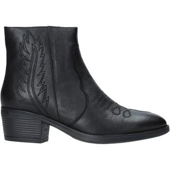 Παπούτσια Γυναίκα Μποτίνια Pregunta PF5794T Μαύρος