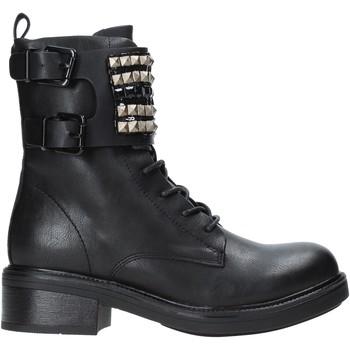 Παπούτσια Γυναίκα Μποτίνια Gold&gold B19 GA77 Μαύρος