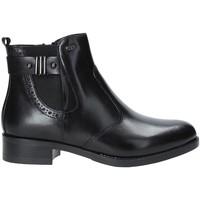 Παπούτσια Γυναίκα Μποτίνια Valleverde 47504 Μαύρος