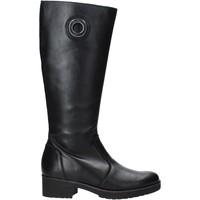 Παπούτσια Γυναίκα Μπότες για την πόλη Susimoda 8956 Μαύρος