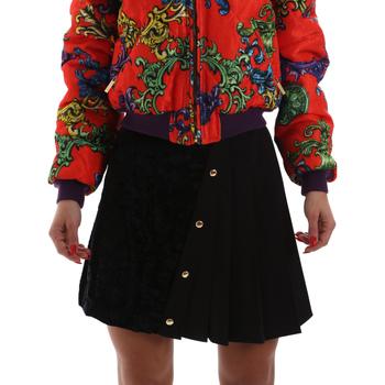 Υφασμάτινα Γυναίκα Φούστες Versace A9HUB30505487899 Μαύρος