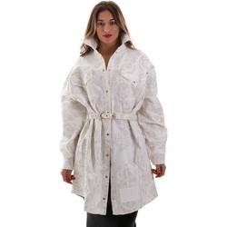 Υφασμάτινα Γυναίκα Σακάκια Versace D2HUB445HRC43003 λευκό