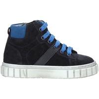 Παπούτσια Παιδί Ψηλά Sneakers Nero Giardini A923700M Μπλε