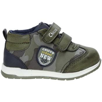 Παπούτσια Παιδί Ψηλά Sneakers Chicco 01062502000000 Πράσινος