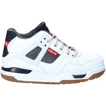 Παπούτσια Παιδί Χαμηλά Sneakers Levi's VGOL0001S λευκό