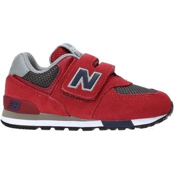 Παπούτσια Παιδί Χαμηλά Sneakers New Balance NBIV574FNB το κόκκινο