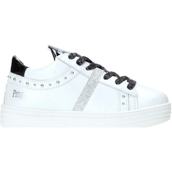 Παπούτσια Παιδί Χαμηλά Sneakers Primigi 4433522 λευκό