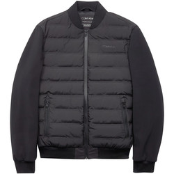 Υφασμάτινα Άνδρας Μπουφάν Calvin Klein Jeans K10K104901 Μαύρος