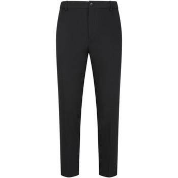 Υφασμάτινα Άνδρας Παντελόνια Chino/Carrot Calvin Klein Jeans K10K105236 Μαύρος