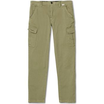 Υφασμάτινα Άνδρας παντελόνι παραλλαγής Calvin Klein Jeans K10K105302 Πράσινος