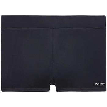 Υφασμάτινα Άνδρας Μαγιώ / shorts για την παραλία Calvin Klein Jeans KM0KM00418 Μαύρος