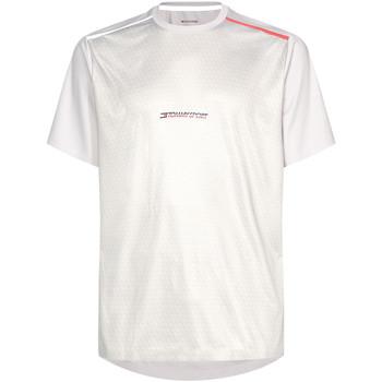 Υφασμάτινα Άνδρας T-shirt με κοντά μανίκια Tommy Hilfiger S20S200330 Γκρί