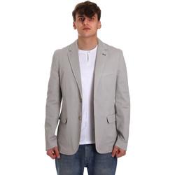Υφασμάτινα Άνδρας Σακάκι / Blazers Gaudi 011BU35025 Γκρί