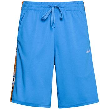 Υφασμάτινα Άνδρας Σόρτς / Βερμούδες Diadora 502176087 Μπλε