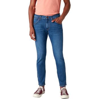 Υφασμάτινα Άνδρας Skinny Τζιν  Wrangler W14XT112E Μπλε