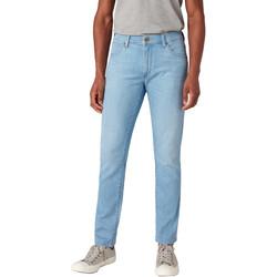 Υφασμάτινα Άνδρας Jeans Wrangler W18SQ1159 Μπλε