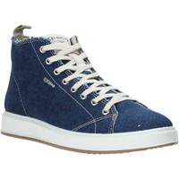 Παπούτσια Άνδρας Ψηλά Sneakers IgI&CO 5137811 Μπλε