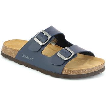 Παπούτσια Άνδρας Τσόκαρα Grunland CB3013 Μπλε