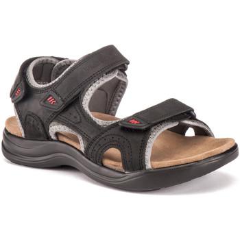 Παπούτσια Άνδρας Σπορ σανδάλια Lumberjack SM30606 004 P95 Μαύρος