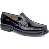 Παπούτσια Άνδρας Μοκασσίνια CallagHan 90000 Μαύρος