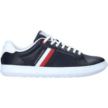 Παπούτσια Άνδρας Χαμηλά Sneakers Tommy Hilfiger FM0FM02668 Μπλε