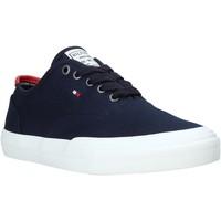 Παπούτσια Άνδρας Χαμηλά Sneakers Tommy Hilfiger FM0FM02670 Μπλε