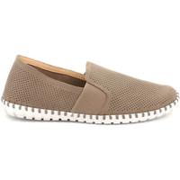 Παπούτσια Άνδρας Slip on Grunland SC4918 Μπεζ