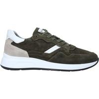 Παπούτσια Άνδρας Χαμηλά Sneakers NeroGiardini E001491U Πράσινος