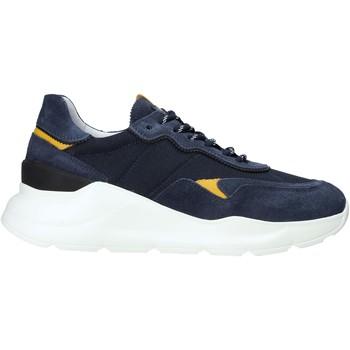 Παπούτσια Άνδρας Χαμηλά Sneakers Nero Giardini E001520U Μπλε