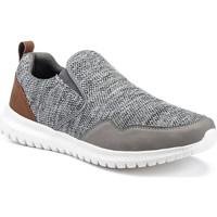 Παπούτσια Άνδρας Slip on Lumberjack SM54302 002 U22 Γκρί