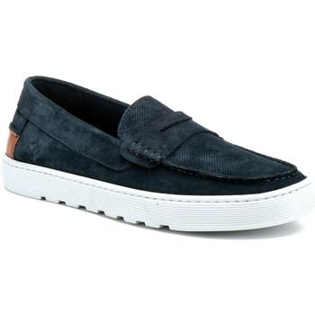 Παπούτσια Άνδρας Μοκασσίνια Lumberjack SM69814 001 A01 Μπλε