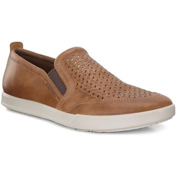 Παπούτσια Άνδρας Slip on Ecco 53628402291 καφέ