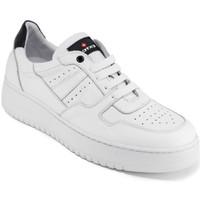 Παπούτσια Άνδρας Χαμηλά Sneakers Exton 427 λευκό