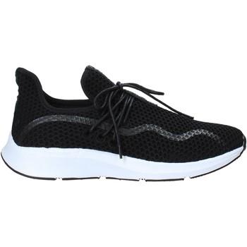 Παπούτσια Άνδρας Χαμηλά Sneakers Rocco Barocco N19.3 Μαύρος