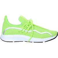 Παπούτσια Άνδρας Χαμηλά Sneakers Rocco Barocco N19 Πράσινος