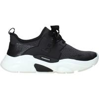 Παπούτσια Άνδρας Χαμηλά Sneakers Rocco Barocco N17.3 Μαύρος