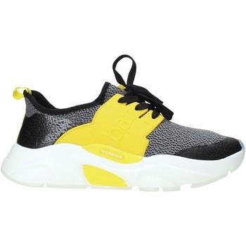 Παπούτσια Άνδρας Χαμηλά Sneakers Rocco Barocco N17.2 Μαύρος