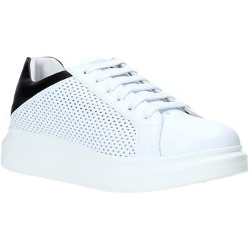 Παπούτσια Άνδρας Χαμηλά Sneakers Rocco Barocco N5.3 λευκό