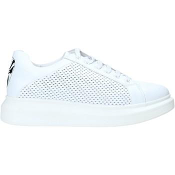 Παπούτσια Άνδρας Χαμηλά Sneakers Rocco Barocco N5 λευκό