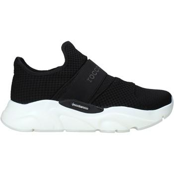 Παπούτσια Άνδρας Sneakers Rocco Barocco N18 Μαύρος