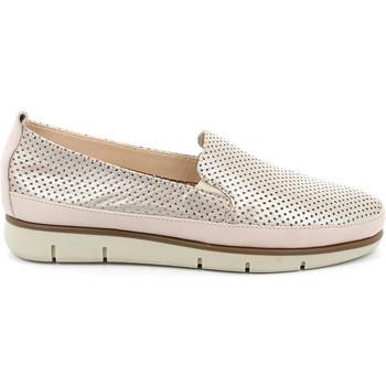 Παπούτσια Γυναίκα Slip on Grunland SC2790 λευκό