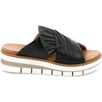 Παπούτσια Γυναίκα Τσόκαρα Grunland CI2872 Μαύρος