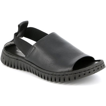 Παπούτσια Γυναίκα Σανδάλια / Πέδιλα Grunland SA2538 Μαύρος