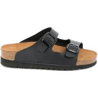 Παπούτσια Γυναίκα Τσόκαρα Grunland CB2445 Μαύρος