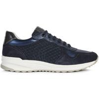 Παπούτσια Γυναίκα Χαμηλά Sneakers Geox D022SA 0GN22 Μπλε