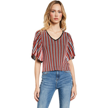 Υφασμάτινα Γυναίκα Μπλούζες Gaudi 011FD53001 το κόκκινο