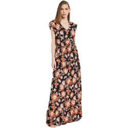 Υφασμάτινα Γυναίκα Μακριά Φορέματα Gaudi 011BD15020 Μαύρος